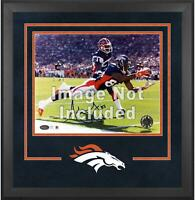 Broncos Deluxe 16x20 Horizontal Photo Frame with Team Logo - Fanatics