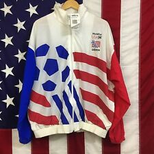 Vintage ADIDAS 1994 World Cup jacket Size M. New with tags