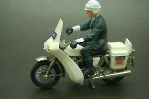 VINTAGE BRITAINS NORTON POLICE MOTOR CYCLE