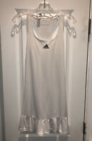 Adidas Climalite Tennis Club Dress with Shorts -S
