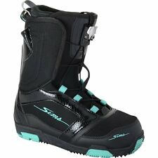 "NEW $200 SIMS WOMENS ""1112 CALIBER"" SNOWBOARD BOOTS 7"