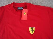 Ferrari F1 Vintage Tee Shirt Official New With Tags in Packet Size S
