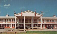 postcard USA  Texas 12 Oaks Inn Motor Hotel Gainsville unposted