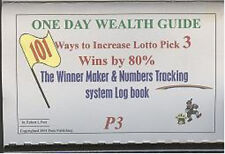 PICK 3 LOTTO WINNER MAKER HELPS YOUR WINNING CHANCES BY 80%