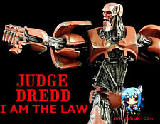 Comic Movie Judge Dredd ABC WAR Robot 1/9 Figure Vinyl Model Kit 11 inch
