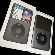 New Apple iPod 7th Gen Black 2 YEAR WARRANTY 160GB SUPER FAST FREE SHIP USA