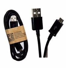 Cable de Datos y Carga para Samsung Galaxy S6 S7 Micro USB 90cm Negro