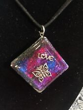 Orgone Energy - OrgoneIAM Pendant Love/Butterfly Healing Protection