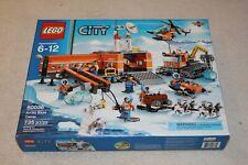 Lego City 60036 Arctic Base Camp Brand New Sealed Set