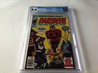 DAREDEVIL 141 CGC 9.4 WHITE PAGES BULLSEYE MARVEL COMICS