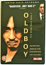 OLDBOY DVD Film Movie
