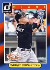 (400) 2014 Donruss The Rookies ENRIQUE KIKE HERNANDEZ Rookie Card LOT Dodgers 92