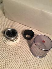 Schneider Xenar 45mm f2.8 And Case For Kodak Reflex Camera