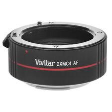 Vivitar Series 1 2x Teleconverter for Canon EOS Digital SLR Cameras & Lenses