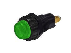12 Volt Light For Race Car Rally , Dashboard Lighting Kit Car SALE Green