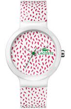 Lacoste Sports Watch Goa Pink Model 2020097