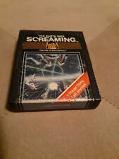 The Earth Dies Screaming by 20th Century Fox for ATARI 2600 ▪︎ CART ▪︎FREE SHIP▪