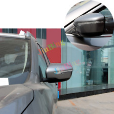 For Nissan X-Trail Rogue 2014-19 Gray LH Folding Turn Signal Power Heated Mirror
