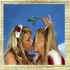 Novelty Naughty Christmas Mistletoe Condom Secret Santa Present Gift Free UK P&P