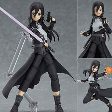 Figma 248 Kirito GGO Version Sword Art Online II (SAO2) Anime Figure Max Factory