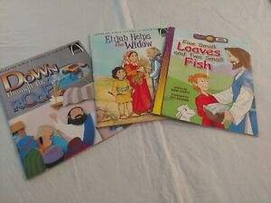 Children's Bible Story Books by Arch Books