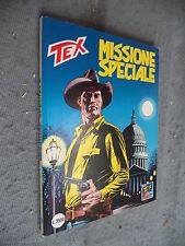 TEX # 450 - MISSIONE SPECIALE - BONELLI - PRIMA EDIZIONE - EDICOLA
