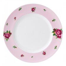 ROYAL ALBERT NEW COUNTRY ROSES PINK MODERN DINNER PLATE NEW (S)