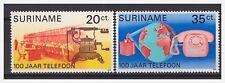 Surinam / Suriname 1976 100 Year telefoon telephone telefon MNH