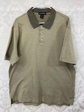 Arnold Palmer 100% Cotton Golf Shirt Men's Size Large EXCELLENT Condition!