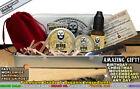 Premium Grooming Gift Box Set, Moustache Wax,Beard Balm,Beard Oil,Comb  Case