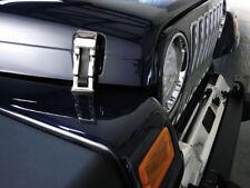 Jeep Tj Wrangler 97-06 Cast Stainless Hood Catch Kit  X 11116.02