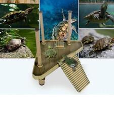 Reptile Vivarium Decoration Aquarium Ornament Tortoise Basking Platform Dock