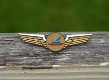 Piedmont Plastic Wings by Stoffel Seals Tuckahoe NY Airline Pilot Pin Pinback