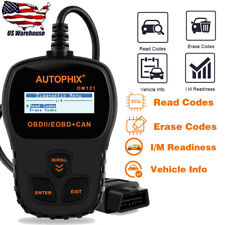 Automotive Code Reader OBD2 Scanner Check Engine Fault OBD Car Diagnostic Tool