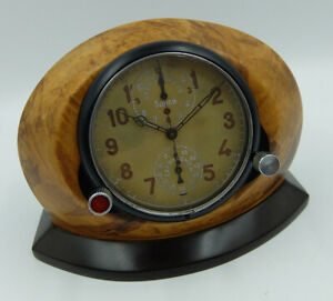 AchH 1 McHz Russian Soviet USSR Military AirForce Aircraft 5 days Cockpit Clock