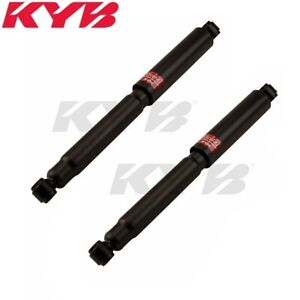 Front Rear KYB Excel-G Shock Absorbers Kit for Nissan Frontier 2.4L L4 98-03 RWD