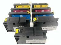 9 Ink Cartridge 200XL for Lexmark OfficeEdge Pro 4000 4000C 5500 5500T Printer