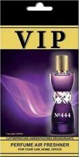Air Freshener Caribi VIP Perfume Car Home Office Fragrance - 444 YSL Manifesto