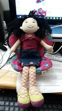 Groovy Girl Tomiko doll and butterly chair