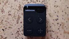 8GB Clip MP3-Player MEDION® LIFE® E60087 (MD 43016) schwarz bis zu 4 Std. Musik