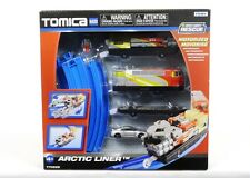 Tomy Tomica Hypercity Rescue Arctic Mining Rescue Train Set T70659 Arctic Liner