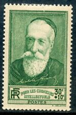 STAMP / TIMBRE FRANCE NEUF N° 343 * / CELEBRITE / ANATOLE FRANCE