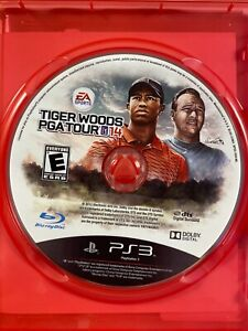 Tiger Woods PGA Tour 14 Playstation 3 PS3 Video Game