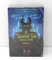A Twisted Tale Collection Liz Braswell (Boxed Set) - NEW (Read Description)