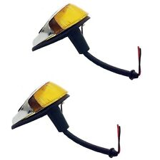 Fits Volkswagen Beetle Set of 2 Turn Signal Lights Assembly RPM 113 953 041 MFE