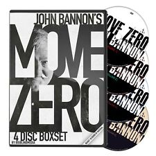 More details for move zero - 4 dvd set - no sleight of hand card tricks - free postage