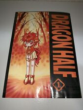 Dragon Half Omnibus Vol. 1 (see Pics For Details)