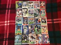 HALL OF FAME Football Card Lot 1988-2008 EMMITT SMITH TERRELL OWENS TROY AIKMAN+