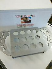 New listing Chile Grill Stainless Steel Stuffed Jalapeno Pepper Holder