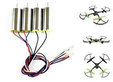 for Sky Viper Drone Motors Set Works for v2400hd v2450fpv v2450GPS SCOUT JOURNEY